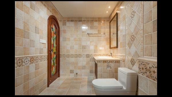 分享如何搭配好看的卫生间瓷砖色彩?