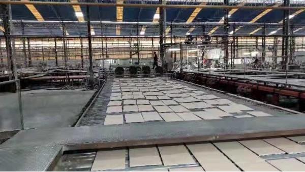 广东佛山瓷砖生产厂家原来是这样的,眼前一亮!