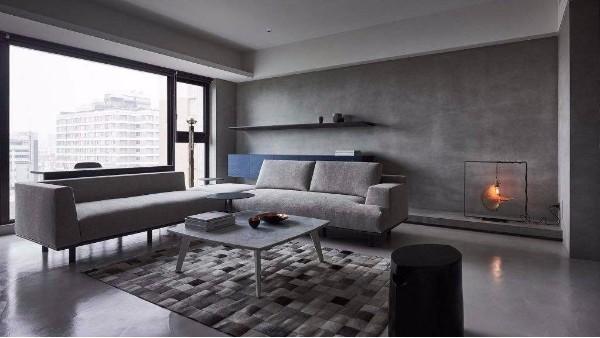 浅灰色大理石瓷砖选用什么颜色美缝搭配?