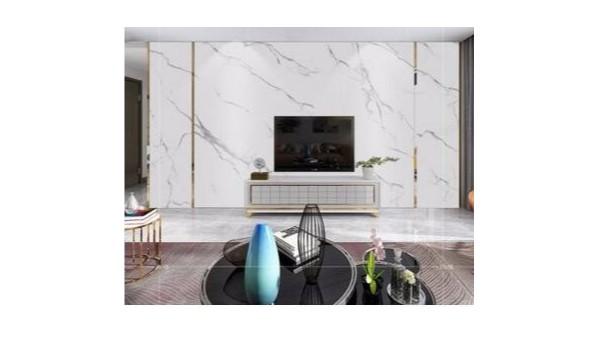 怎么样用瓷砖做一个美美的电视背景墙?