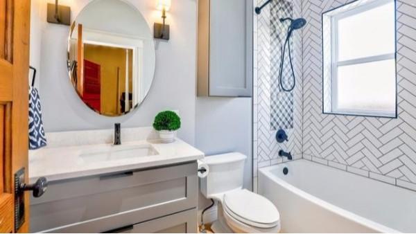 有颜值更有个性的卫生间瓷砖怎么选?