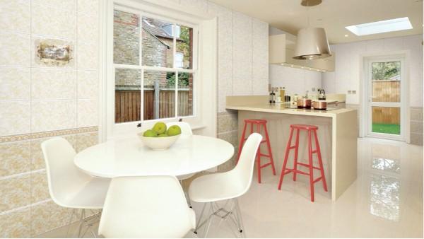 为什么家庭装修有两个地方一定要贴瓷砖?了解下