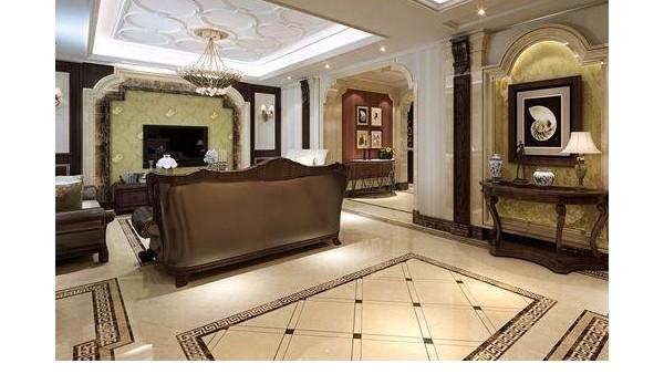 地面装修选择瓷砖的优点是什么?