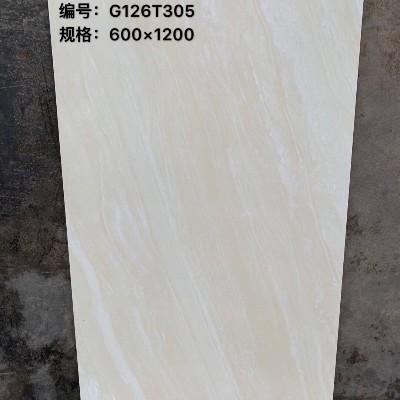 美之彩负离子大理石600X1200-G126T305