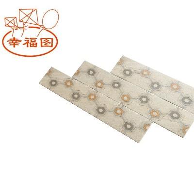 幸福图木纹砖9XP05