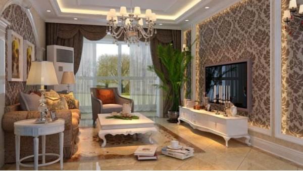 让人总是住新房的装修方法:全屋贴瓷砖!