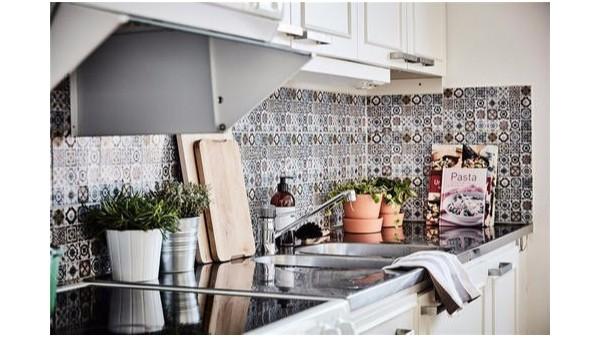 厨房墙面瓷砖的选择